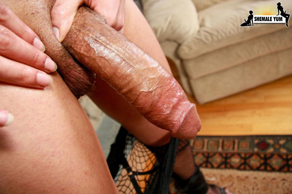 Arousing T Girl Babe Strips