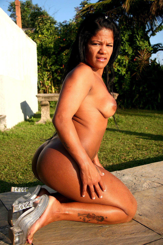 Attractive Transexual Agatha Duarte Bang's Massive Tit Latina Babe