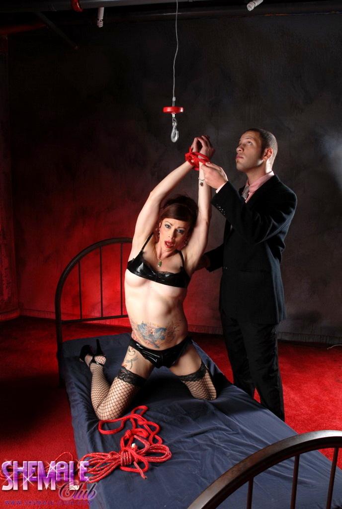 BDSM Whore Jasmine Jewels Gets Raw Nailing