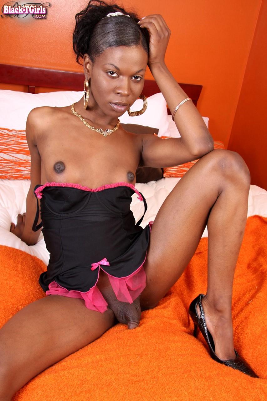 Black Ladyboys Set 871