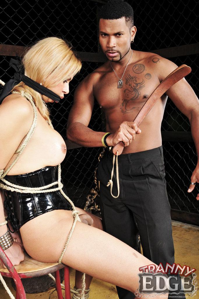 Blonde Femboy Enslaved And Dude Handled