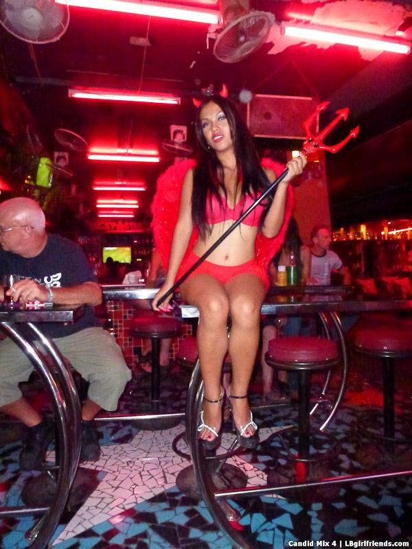 Candids Of Sensuous Pattaya Tgirls At Sex Bars And Freelance