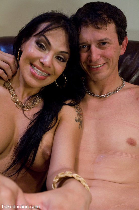 Casting Couch - Foxxy. Latina Femboy Foxxy Seduces Straight Guy,