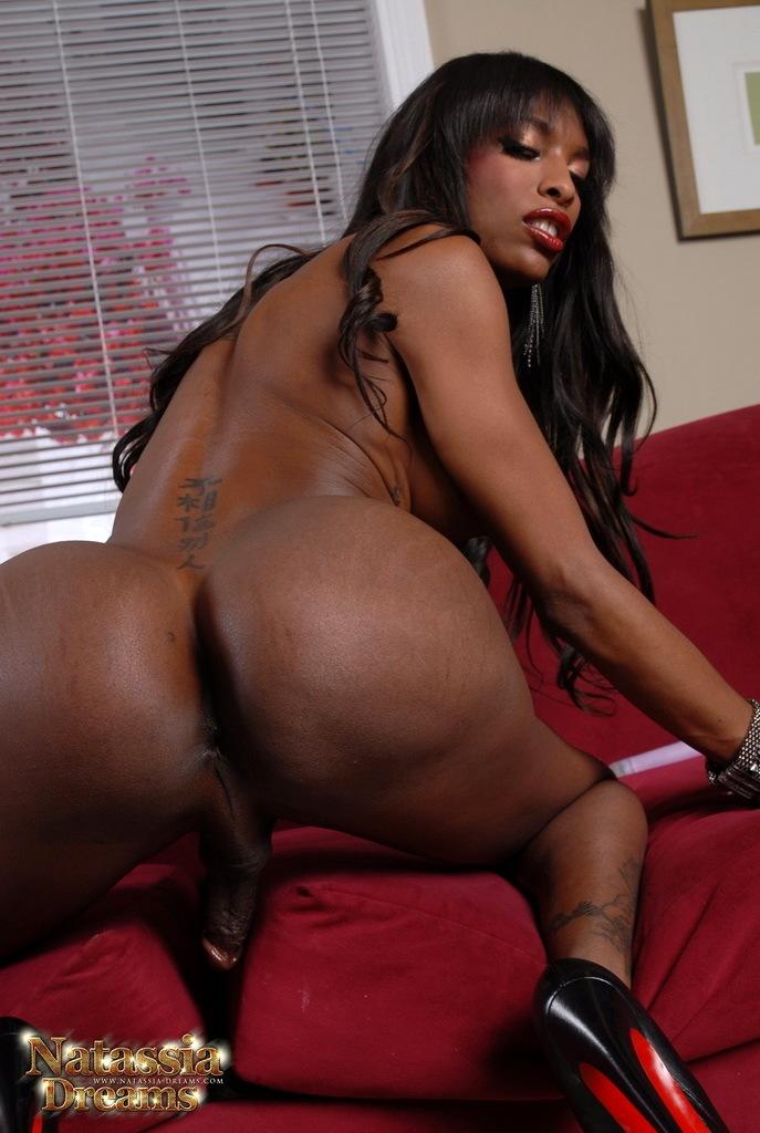 Ebony Beauty Natassia Strokes Toys