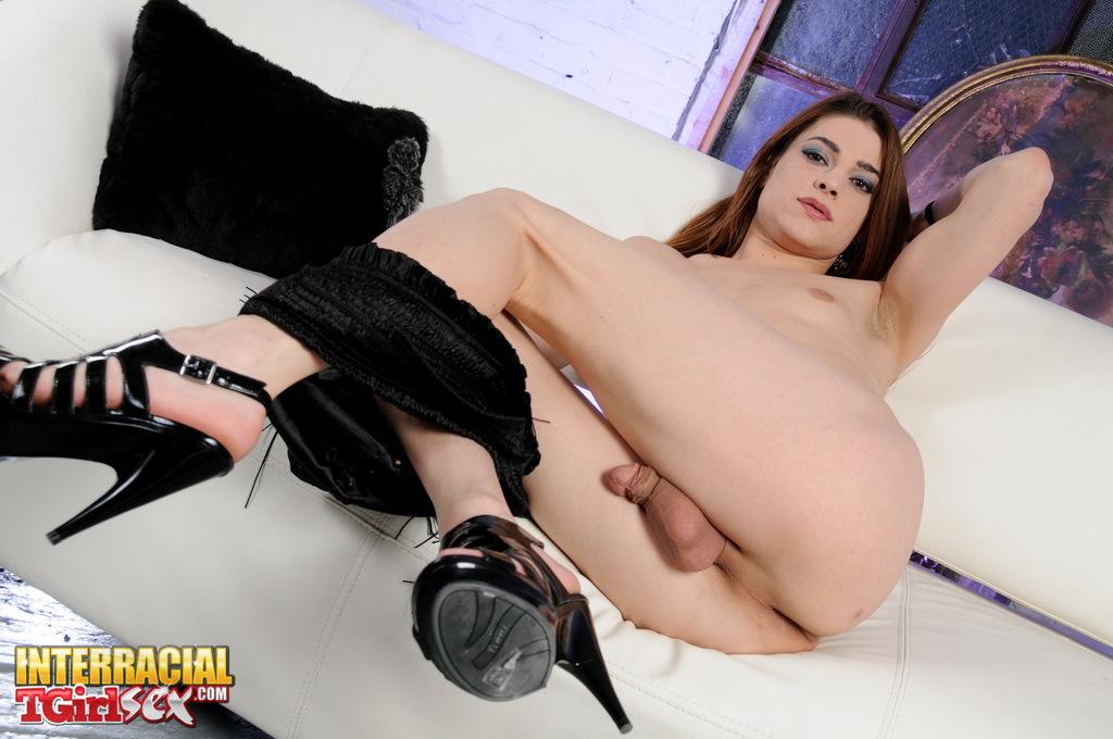 Filthy Ts Kimberly Sitting On A Massive Vibrator