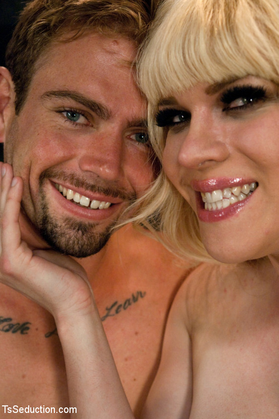 Five Spunk Loads: Milked And Banged By Tranny Jesse