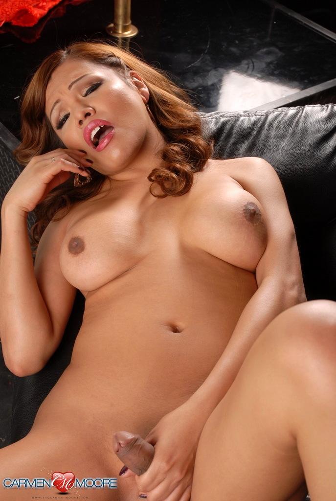 Incredibly Flirtatious Carmen Stripping