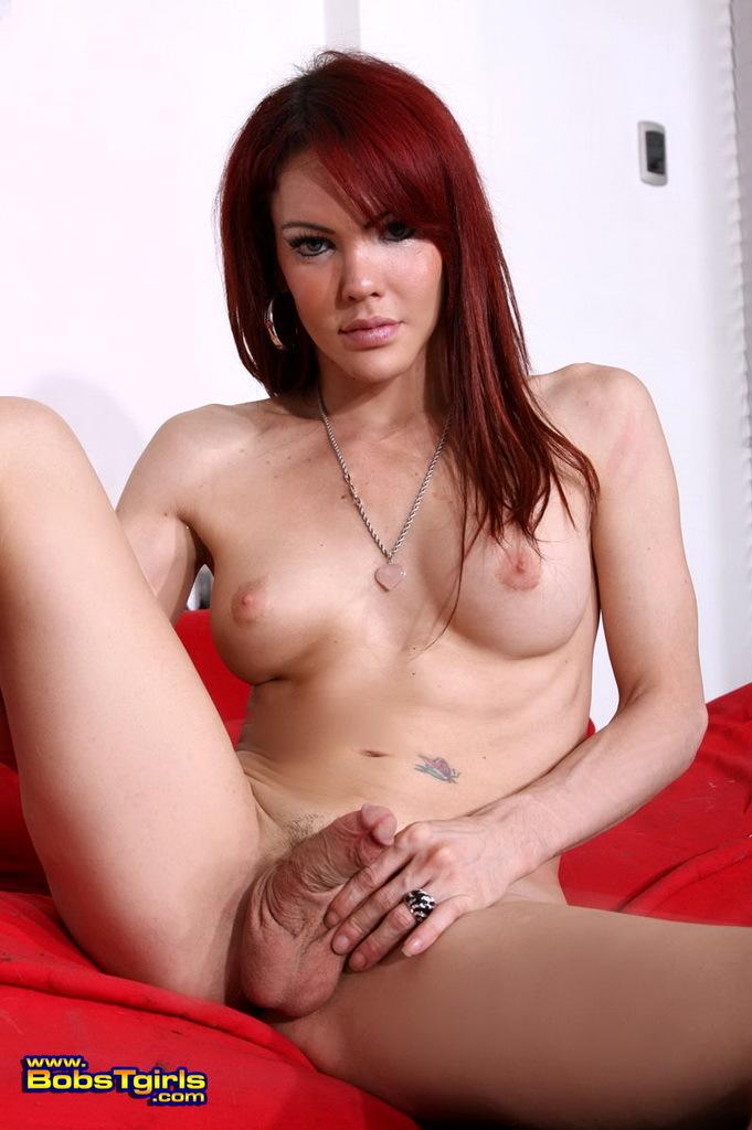 Innocent Redhead Valeria Wong Posing Her Irresistible Body