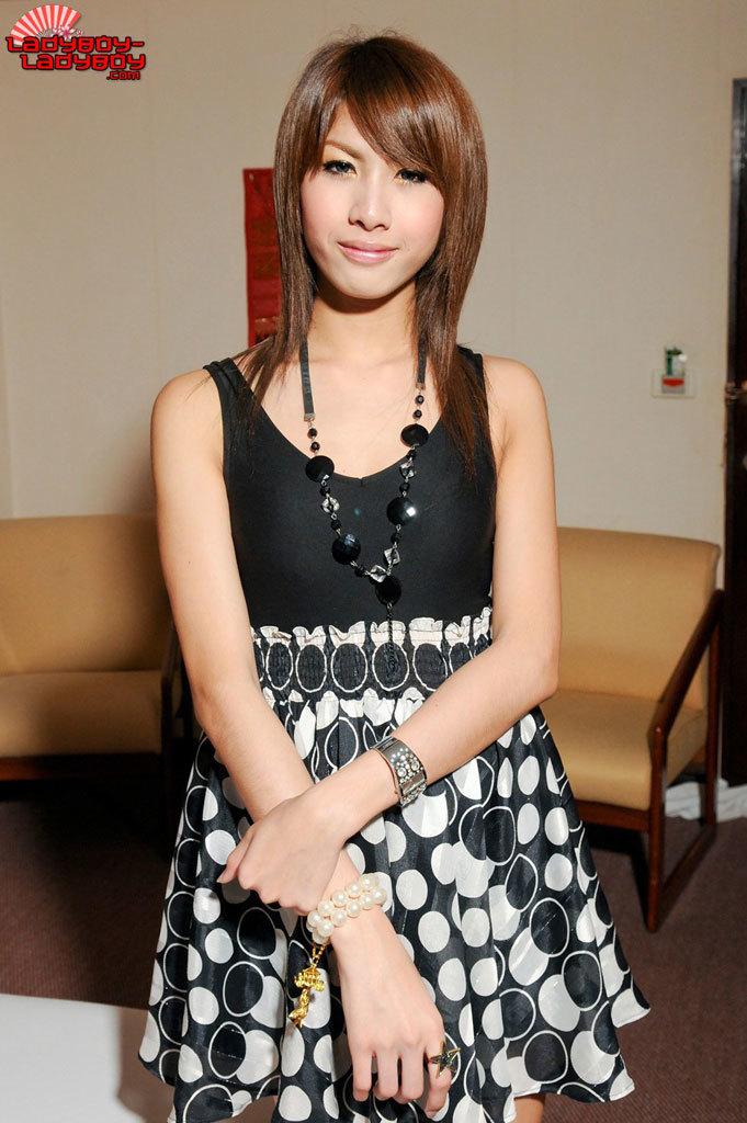 Nice T-Girl Lovely!