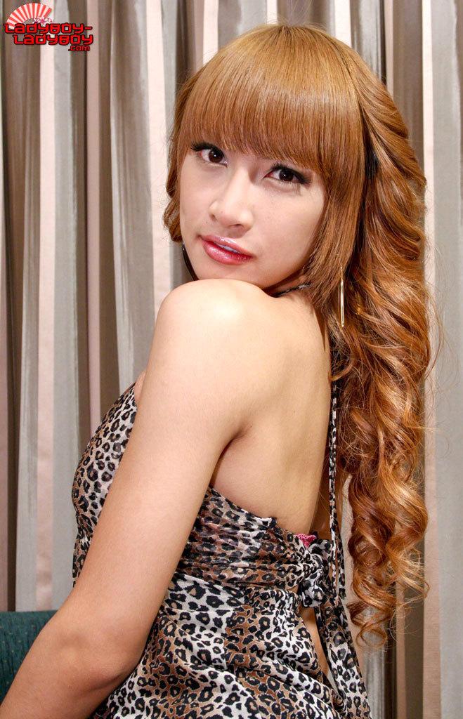 Innocent T-Girl From Bangkok