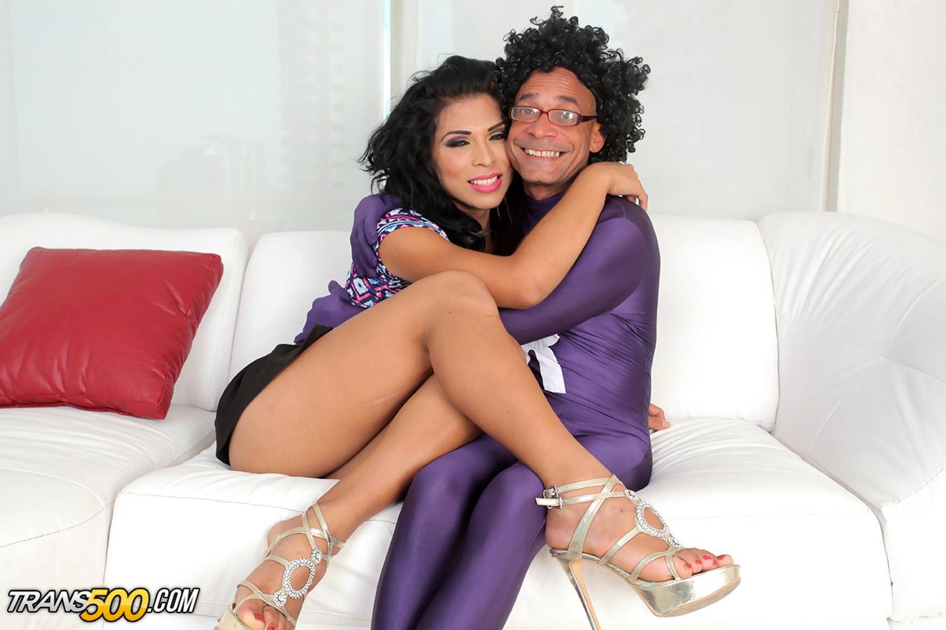Jade Miranda Takes Rough Super Ramon Cock!