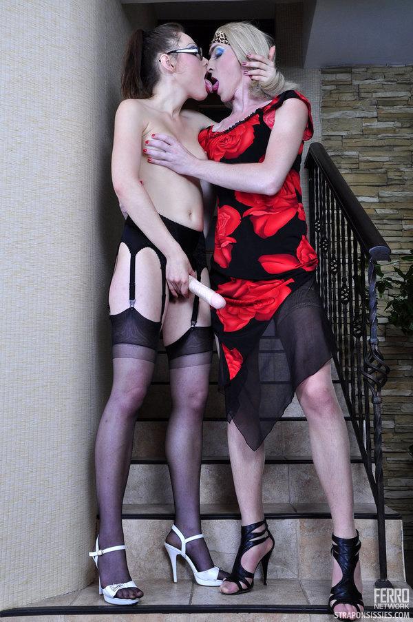 Katharine B Austin A Strapon Loving Man Sissified