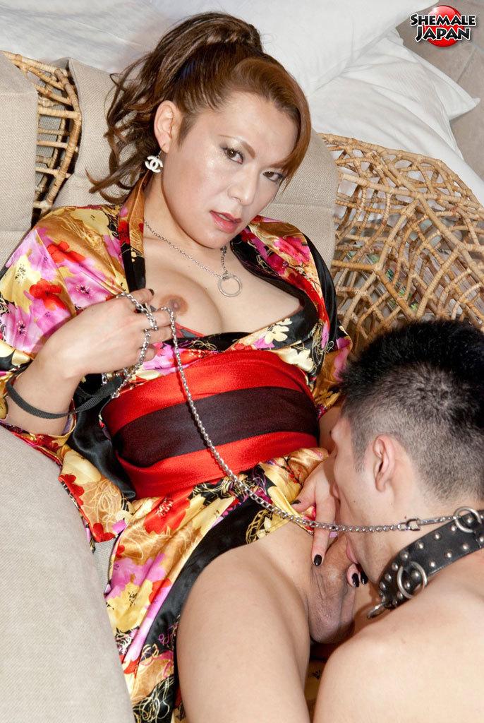 Mistress Reina Trains A New Guy Slave