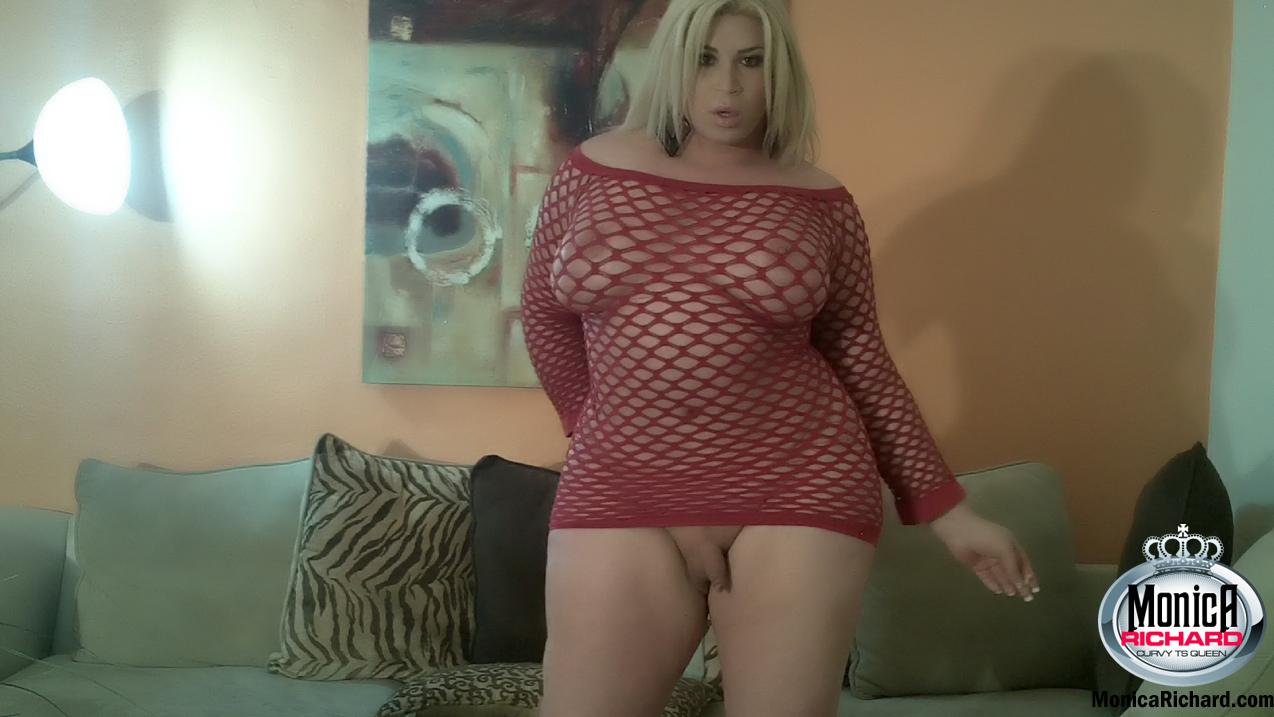 Monica Richard Naked And Having Her Butt Hole Rimmed