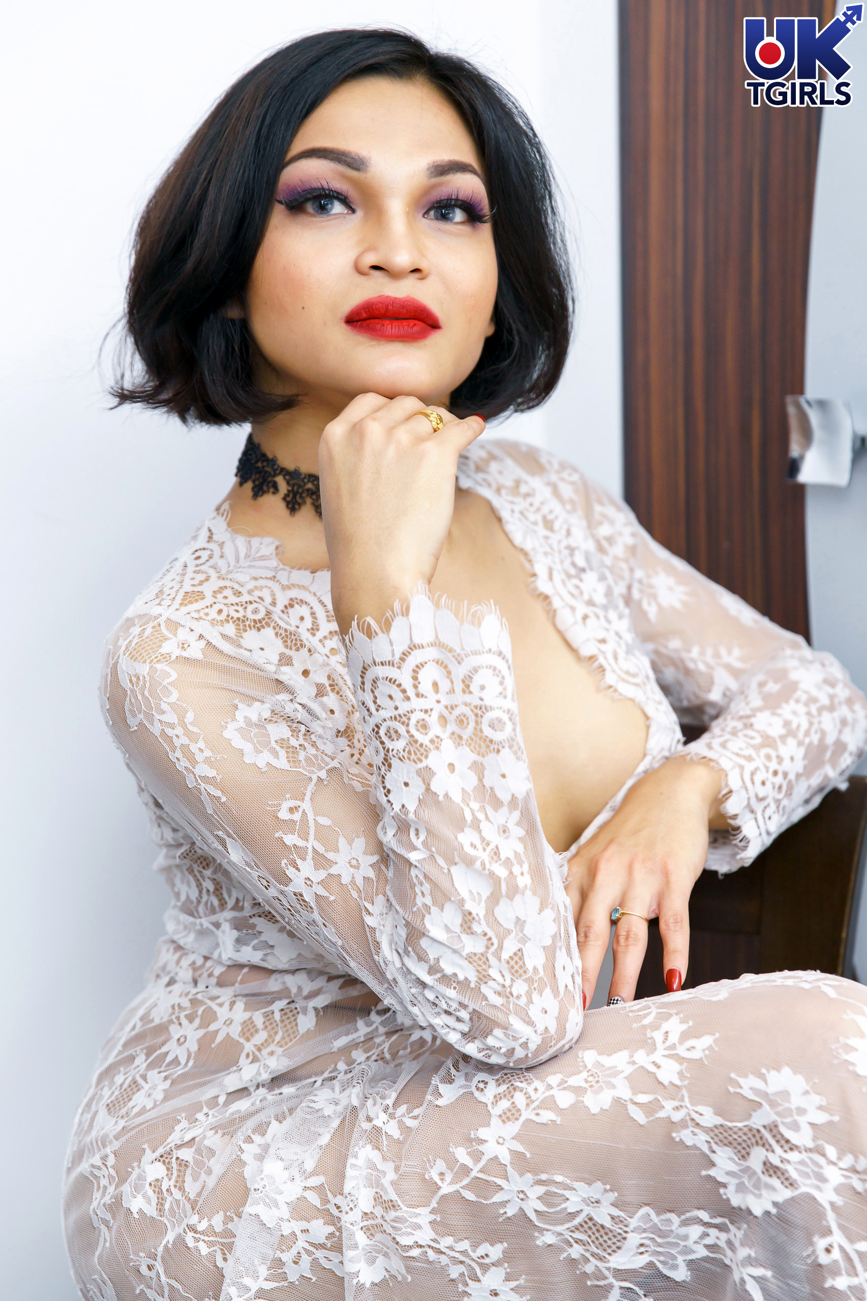 Nadtasha Looks Marvelous In Her