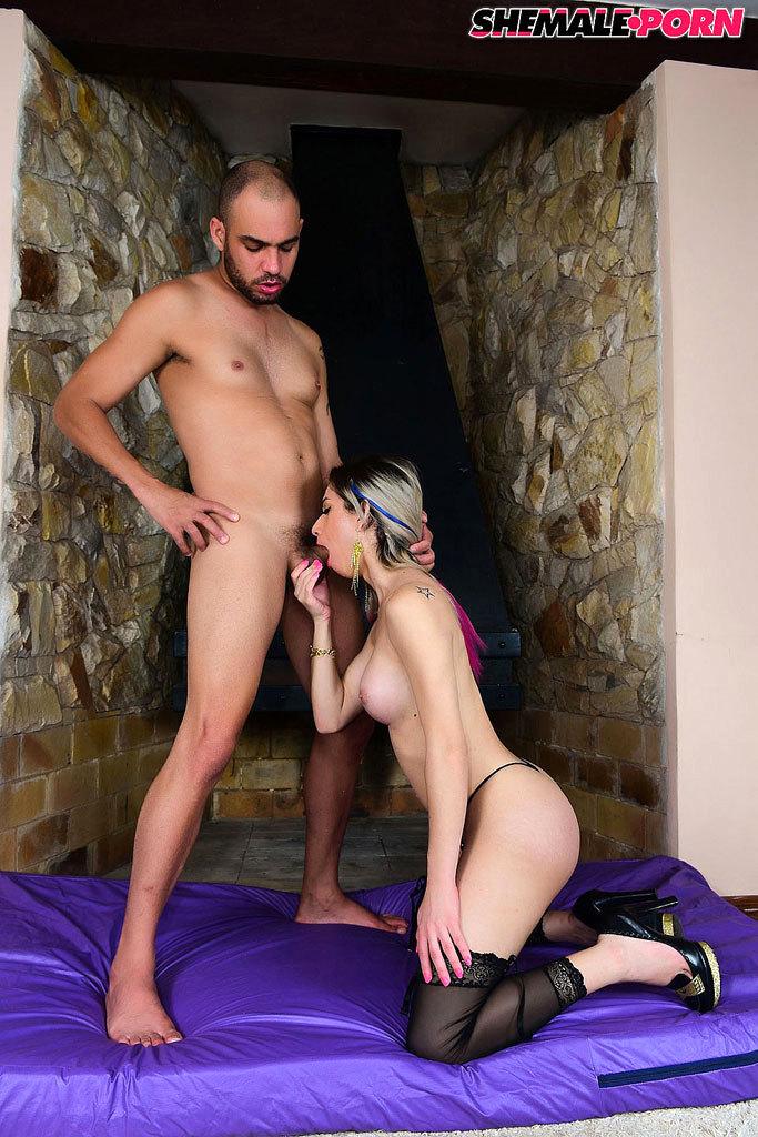 Natalia Castro Takes Guis Raw Cock!