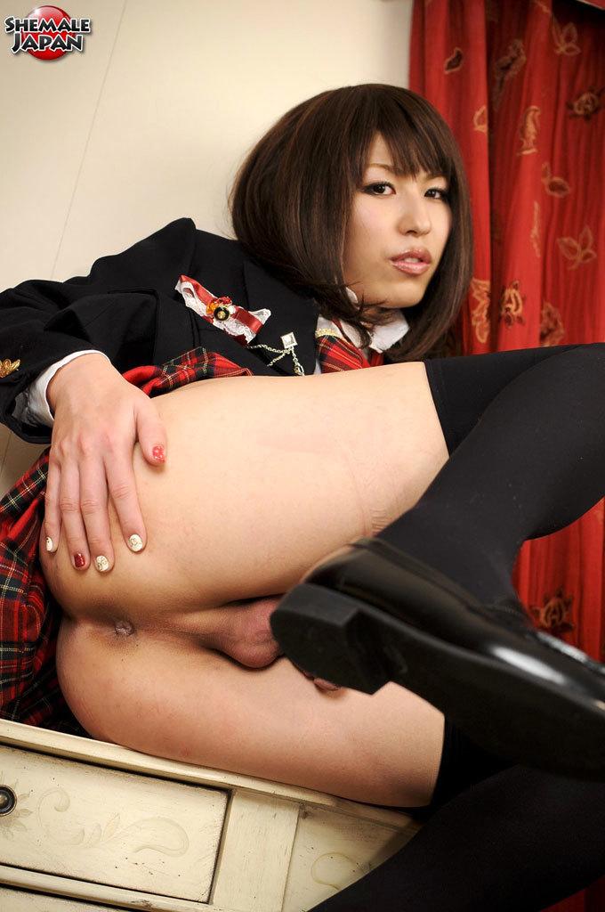 Naughty School Girl Reina Minazuki Has A Tight She Pussy Under