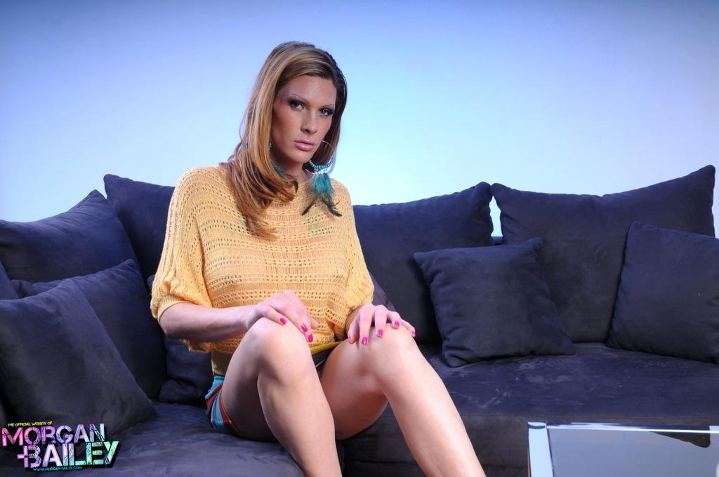 Racy Candids Of Gorgeous Morgan Bailey