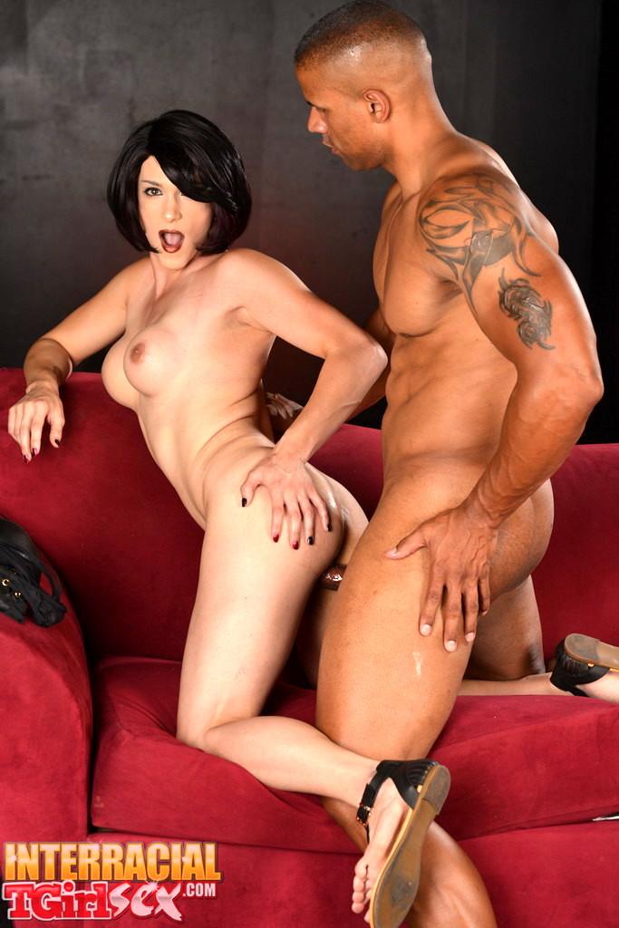 Seductive Nina Rides A Enormous Black Penis
