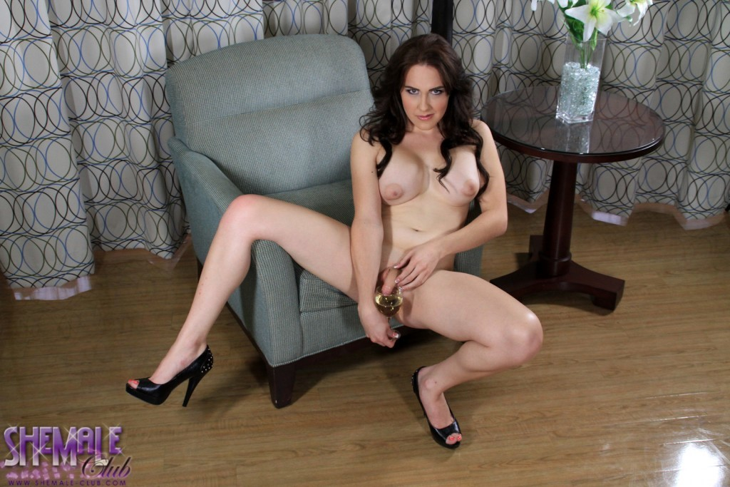 Sensual Hazel Stripping And Posing