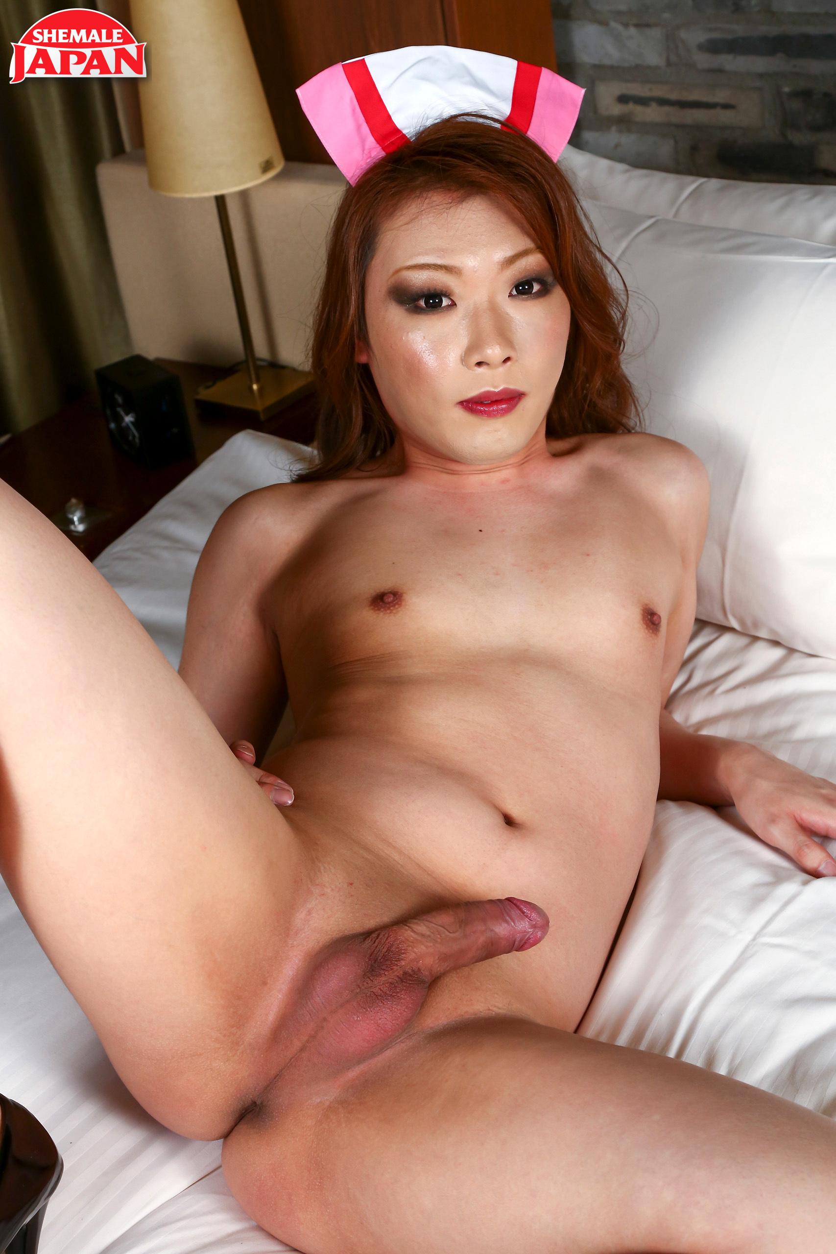 Starved Maid Azusa Yuzuki Cums!