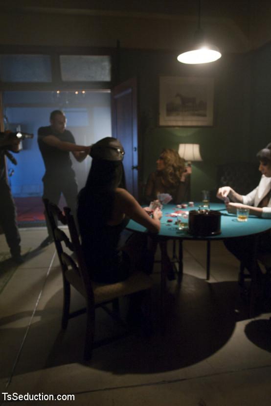 The First EVER TS GANG BANG On Ladyboy Seduction.Com - The Gangster Gangbang