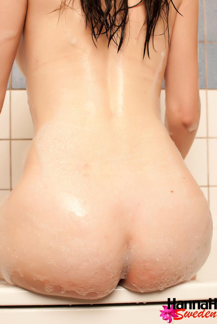 Tiny European Tgirl With Massive Boobs